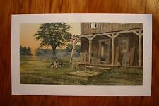 The Meeting Place James Lumbers Signed & Numbered Limited Collectors Edition