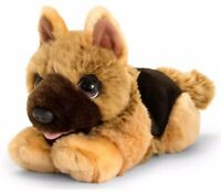 CUDDLE PUPPIES ALSATIAN PLUSH SOFT TOY DOG 25CM STUFFED ANIMAL KEEL TOYS