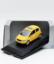 Schuco Klassiker VW Volkswagen Fox Kleinwagen in gelb, 1:43, OVP, 97/21