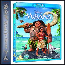 MOANA - DISNEY FILM    **BRAND NEW BLU-RAY***