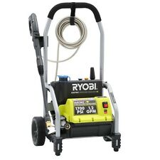 Ryobi  1700 PSI 1.2 GPM Electric Pressure Washer Model # RY14122