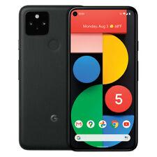 Google Pixel 5 5G - 128GB - Just Black - Unlocked - Very Good Condition