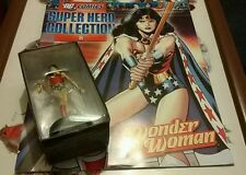 DC Comics Super Hero Collection. N. 8. Wonder Donna RARO