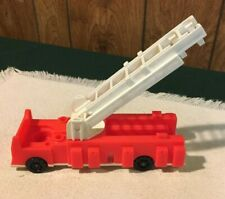 Vintage Fisher Price Little People Fire Truck Ladder Truck
