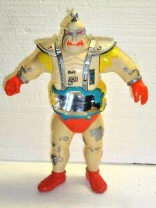 """Krang Android Body 11"""" Vintage 1991 Teenage Mutant Ninja Turtles TMNTINCOMPLETE"""