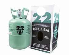 New R22 Refrigerant 10 Lb Factory Sealed Made In Usa Free Same Day Shipping