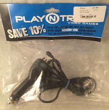 PalyStation Portable PSP Car Charger