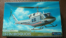 Fujimii 1/72 Bell UH-1N Iroquois Helicopter Model Kit