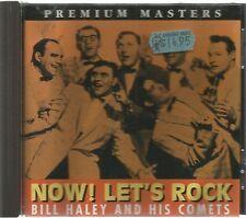 BILL HALEY & HIS COMETS  -  NOW! LET'S ROCK.   /    AUSTRALASIAN PRESSING.