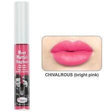 The Balm Cosmetics - Meet Matte Hughes Long Lasting Liquid Lipstick - Chivalrous