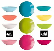 ZAK design BBQ tiefer Teller Suppenteller Melamin optimal für Camping Picknick