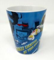 """Disney PIXAR Cup Mug TOY STORY BUZZ LIGHTYEAR """" At Your Service """" Space Hero"""