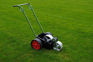 """Line Marker  - Football/Rugby  - 4"""" wheel 13.5 Litre - FREE P&P"""