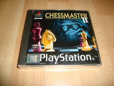 Chessmaster II Sony PlayStation PSX PS1 Español