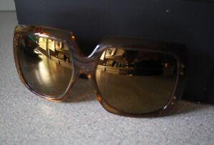 HANDMADE CUTLER &GROSS 0810 Oversized Square Acetate Sunglasses Italy Rare