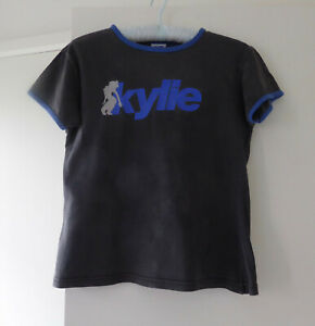 Kylie Minogue 'Intimate & Live' 1998  Tour T-Shirt Size L  Pre-owned