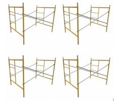 Scaffoldmart Standard 5x5 Set Of 4 With 7 Bracing