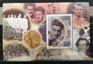 HUNGARY 2006 - Bl.310 - 50th Anniv of Melbourne (1956) Olympics Games - MNH