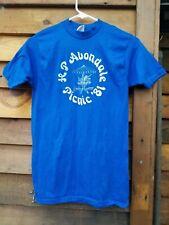 Vintage 80s T-shirt Hp Hewlett Packard Company Picnic Avondale Pa S-M