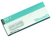 1 x 10 TONDEO TSS 3 Klingen für Tondeo Rasiermesser Blade Art. 1040