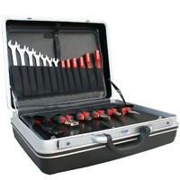 Sanitär Elektriker PP Hartschalen Werkzeugkoffer Tool case box Koffer, 61120