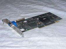 ATI Rage 128 AGP Grafikkarte 16 MB 109-50500-11 PC Computer