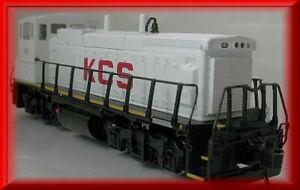 Atlas N' US KÖF/Rail Switcher MP15DC Kansas City Southern #4364 New from stock