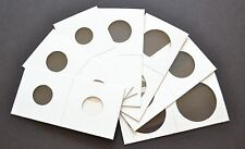 1000 2x2 ASSORTED CARDBOARD MYLAR COIN HOLDERS YOU CHOOSE SIZES!! NEW!