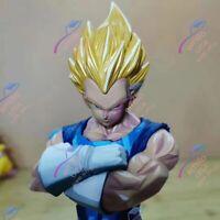 Dragon Ball Z Grandista Super Saiyan Vegeta Manga Dimensions Figure WITH BOX