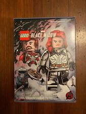Lego Marvel Black Widow Special Edition 230Pcs