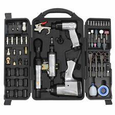 vidaXL Kit d'Outils Pneumatiques 70 pcs Ponçage Réparation Atelier Garage
