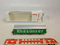 AU110-0,5# Märklin H0/AC 48341 Güterwagen Passugger/Rhäzünser SBB-CFF, NEUW+OVP