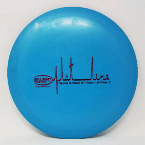 Flatliner Pearly Blue 174g Salient New *Prime*  Disc Golf Rare