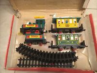 DDR Blechspielzeug, Ankerbahn 2128, Tornado