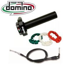 Domino XM2 Quick Action Throttle & Cables Suzuki GSX1300 R Hayabusa