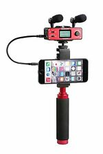"""Saramonic """"smartmixer"""" Pro Recording Stereo Rig For iphone / android Smartphones"""