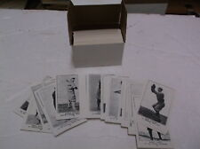 Baseball Memorabila-Hall of fame 200 card set by Collins McCarthy candy co.--A25