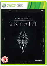Xbox 360 - The Elder Scrolls V (5) Skyrim **New & Sealed** Official UK Stock