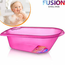 Baby Bath Tub Washing Plastic Infant Born Toddler Kids Bathtub Jumbo X Large