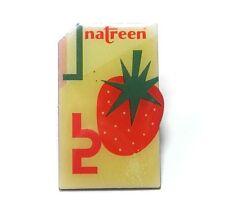 Schriftzug/Logo PIN von NATREEN Essen / Erdbeere