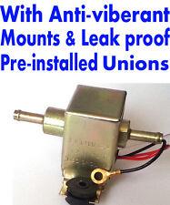 Bomba de combustible eléctrico 12 voltios universal para motores de gasolina diesel Carburador