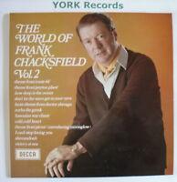 FRANK CHACKSFIELD - The World Of ... Vol 2 - Ex Con LP Record Decca SPA 61