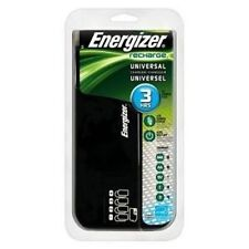 Energizer NiMH Battery Charger CHFC  Universal Battery Charger