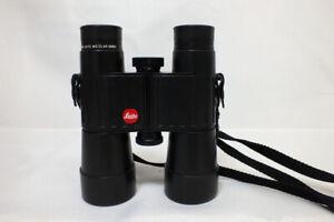 Leitz Trinovid 10 x 40 BA Binoculars Rubber Armor Black Birding Coated Lens
