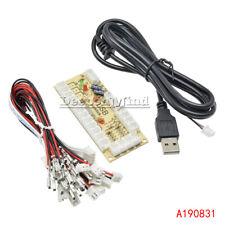 Zero Delay Arcade USB Encoder PC to joystick for MAME & Fight Stick Control
