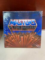 Masters of the Universe He-Man Flocked Funko Pop Gamestop Box - Sealed - NEW