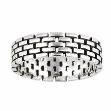 Gioielli da uomo in argento con pietra