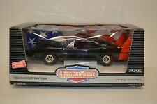 Ertl American Muscle 1969 Dodge Charger Daytona Mopar 1:18 Scale Diecast Car