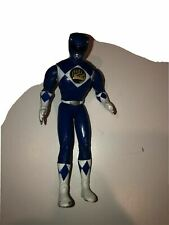 Power Rangers Action Figure Blue Vintage