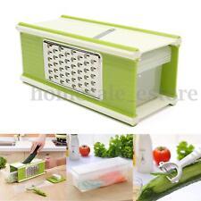 Super Slicer Plus Vegetable Fruit Peeler Chopper Dicer Cutter Kitchen Grater